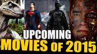 Top 5 movies I can't wait for in 2015